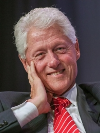 Bill Clinton portrait (2015)