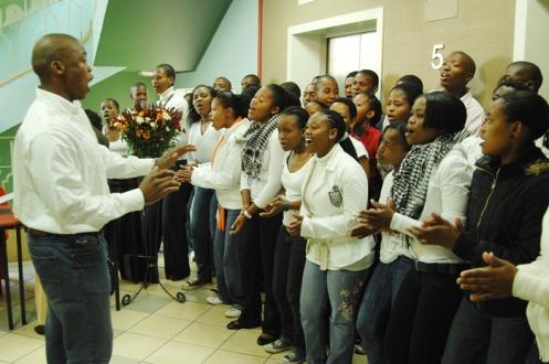 MI choir